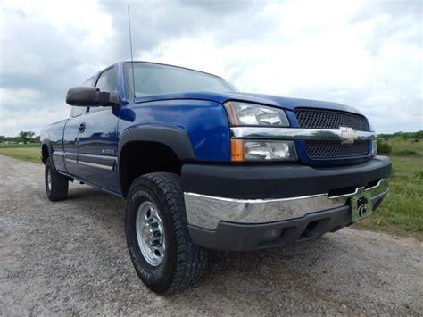 Chevrolet Hd 2500 by 2004 Chevrolet 2500 Hd The Shed Trucks
