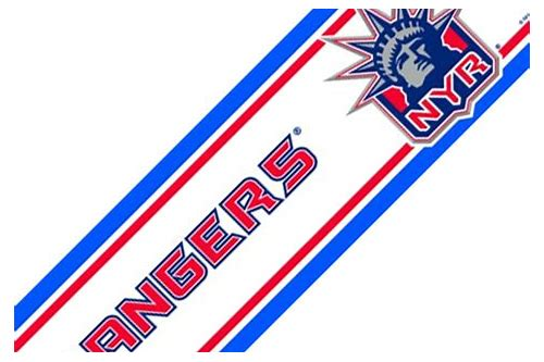 herunterladen new york rangers wallpaper border