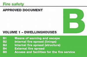 an overview of the uk building regulations and what each With part a approved documents