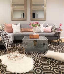 Modern Boho Basement Crazy Chic Design Basement Design Ideas For Family Room