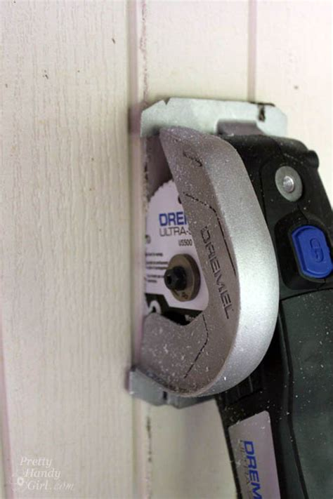 trim install closet doors dremel ultra