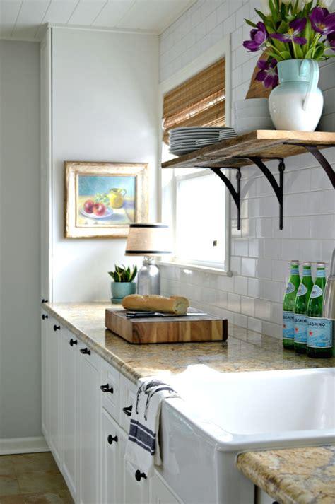 diy kitchen renovation inspire me monday 102 sand and sisal