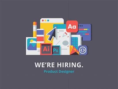 Hiring Designer Code Poster Re Graphic Grow