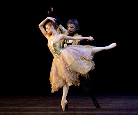 beauty   beast birmingham royal ballet