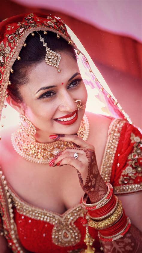 wallpaper divyanka tripathi wedding bride lehenga