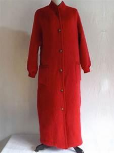 Robe de chambre for Robe de chambre boutonnée femme
