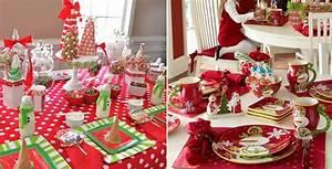 Décoration Fait Maison : decoration de noel rouge et vert ~ Carolinahurricanesstore.com Idées de Décoration
