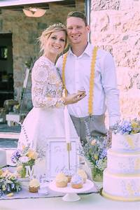 Limoni E Lavanda Per Il Perfetto Matrimonio Country Chic