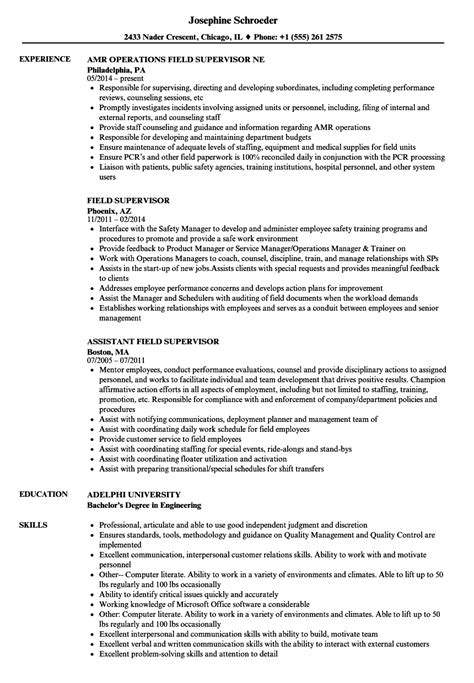 Responsibilities of mechanical supervisor pdf