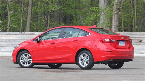 Chevy Cruze Review by 2017 Chevy Cruze Diesel Review Motor1 Photos