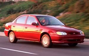 Used 2000 Kia Sephia Sedan Pricing  U0026 Features
