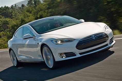 Tesla Model S specifications