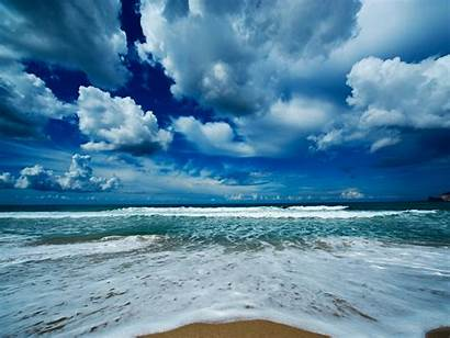 Beach Surf Wallpapers Clouds Surfer Desktop Billabong