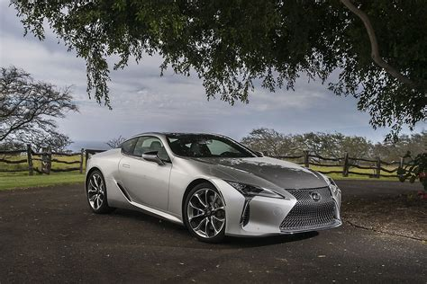 Lexus Picture by 2018 Lexus Lc 500 Picture 710836 Car Review Top Speed