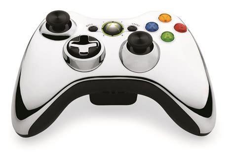 Xbox 360 Controller Vezetéknélküli Króm Ezüst Limitált Kiadás