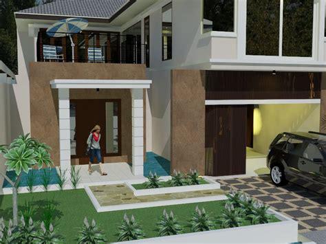 desain rumah minimalis jl aceh bandung archie