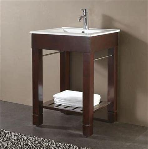 Open Bathroom Vanities A Sleek, Simple Style For A Modern