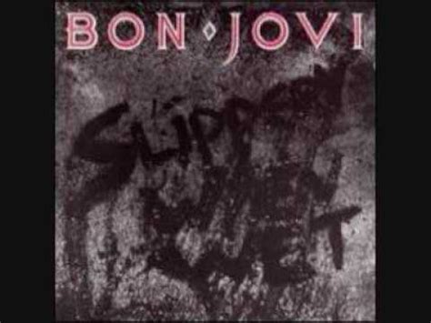 Bon Jovi Without Love Youtube