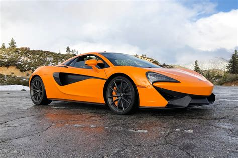 McLaren 570S Spider Review: One Glorious Weekend   Car in ...