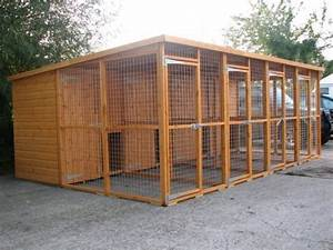 Dog run design block runs dog kennel and run cat for Homemade dog kennels for sale