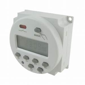 Timer Switch For Solar Lights Chicken Feeders
