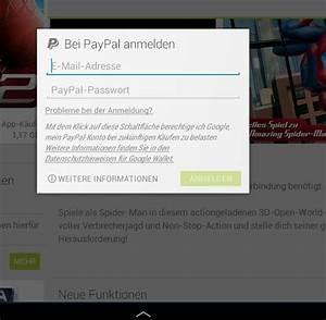 Rechnung Mit Paypal Bezahlen : bei google play mit paypal bezahlen so geht 39 s ~ Themetempest.com Abrechnung