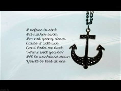 anchor quotes about friendship quotesgram