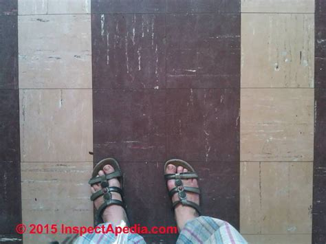 lead content  floor tiles polishes