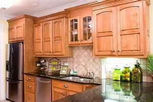 Alder, Kitchens