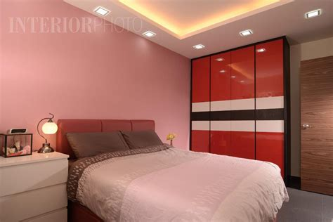 Hdb Bedroom Interior Design Ideas by Jurong 3 Room Flat Interiorphoto Professional