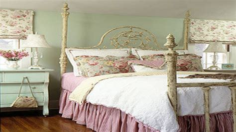 Bedroom Vintage Ideas, Vintage Shabby Chic Bedroom Rustic