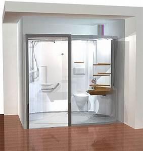 les salles de bains du futur paperblog With porte de douche coulissante avec tapis salle de bain antidérapant leroy merlin