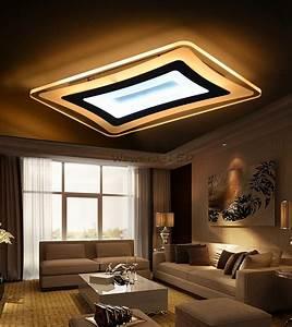 Led Deckenlampe Dimmbar : wow led deckenlampe deckenleuchte 48w bis 148w dimmbar lampe beleuchtung wow r b ebay ~ Eleganceandgraceweddings.com Haus und Dekorationen