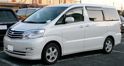 Toyota Alphard Picture by 2002 Toyota Alphard Partsopen