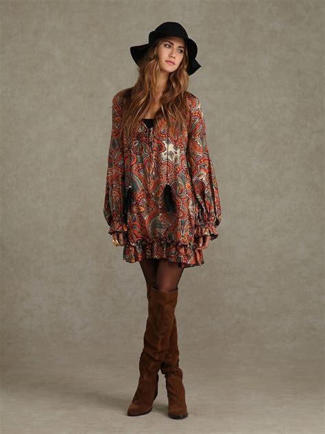 robe de chambre été comment portet la robe hippie chic