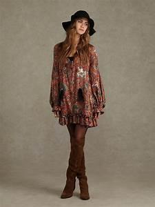 Look Chic Femme : comment portet la robe hippie chic ~ Melissatoandfro.com Idées de Décoration