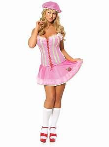 Sexy Strawberry Costume