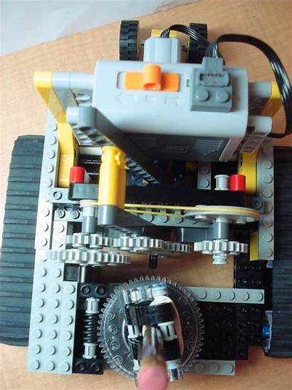 Machine Lego Drawing Machines Architecture