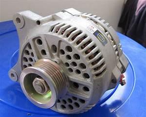 Alternator  Bosch Al7537ho  Wiring