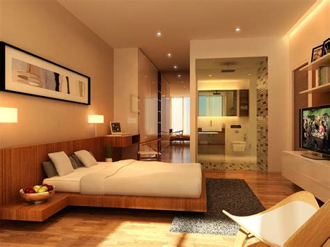 simple home interiors small house interior design simple master bedroom home combo