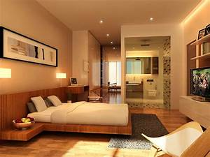 Small House Interior Design Simple Master Bedroom - Home Combo