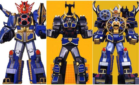 Power Rangers Zords A Guide To Their Mighty Morphin Giant