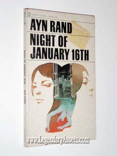 l hubbard ayn rand of january 16th by ayn rand 1971