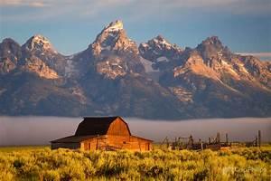 A Brief History Of Grand Teton National Park U0026 39 S Mormon Row