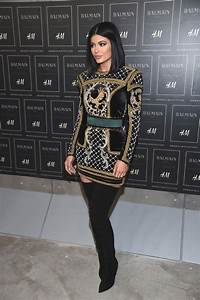 Célébrités en talons / Celebrity shoes : Kyliel Jenner