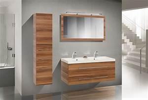 Badmöbel Set 70 Cm Breit : design badm bel set waschbecken 120 cm doppelwaschtisch ~ Bigdaddyawards.com Haus und Dekorationen