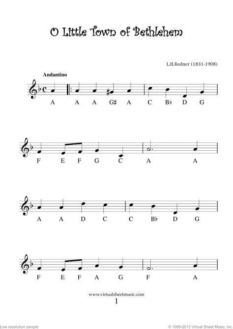 easy christmas clarinet sheet  songs