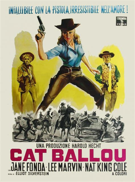Cat Ballou  Confessions Of A Movie Queen