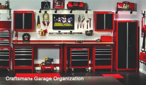 craftsman garage cabinets storage home decor