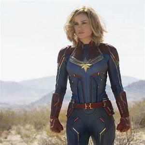 Movie, Review, U0026, 39, Captain, Marvel, U0026, 39